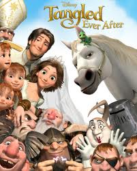 Post thumbnail of Tangled Ever After – online HD